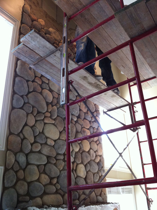 Installation Costs For Cultured Stone Natural Cut Stone Masonry