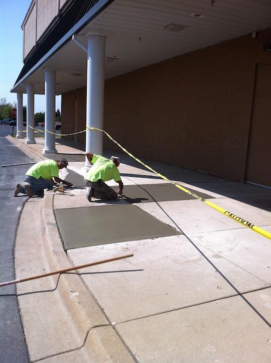 Repair Concrete Steps Berywn