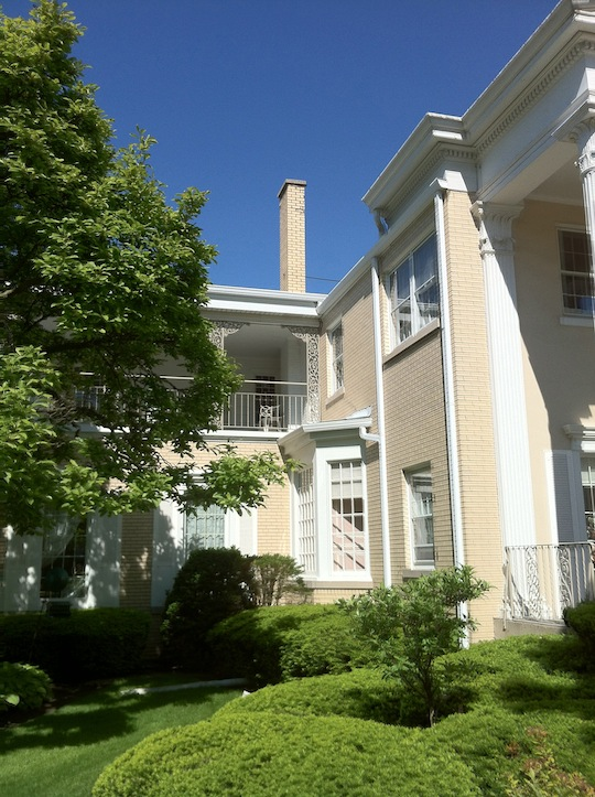 Downers Grove Illinois Chimney Restoration And New