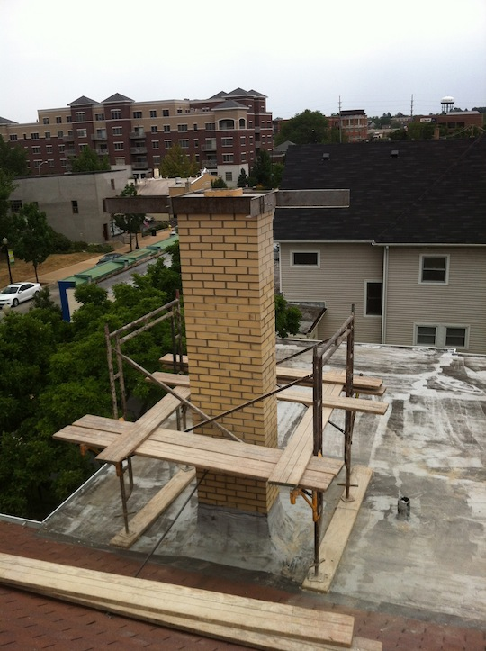 Downers-Grove-Chimney-Rebuild-After