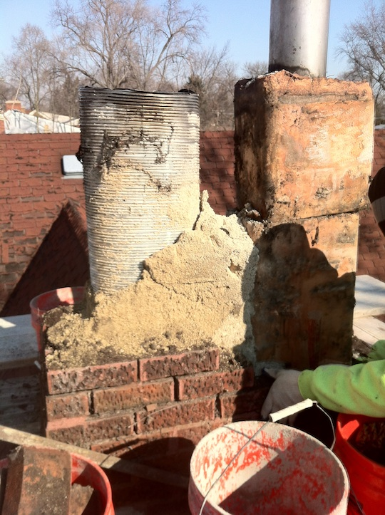 Chimney-liner-repair-inspection