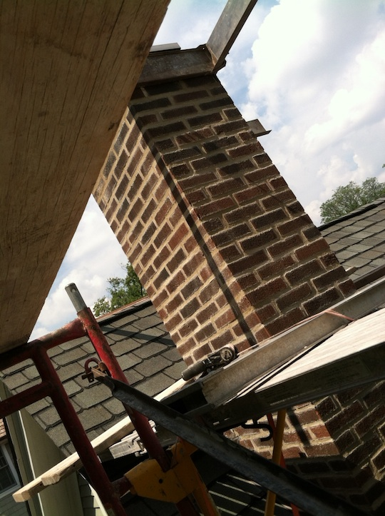 Brick-Masonry-Tuck-pointing-Chicago-Fireplace