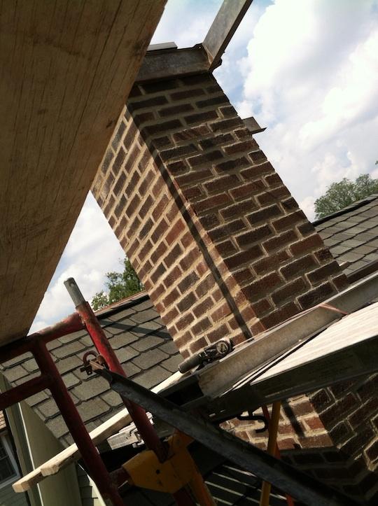 Brick-Masonry-Tuck-pointing-Chicago-Fireplace