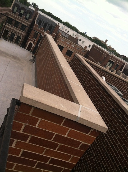 Chicago Illinois Masonry Water Proofing Caulking