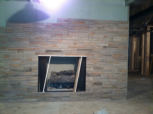 naperville illinois new basement remodeling new gas