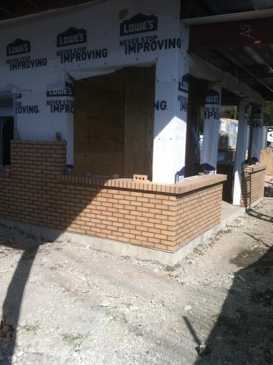 Brookfield Lagrange Illinois Brick Chimney Repairs Chicago