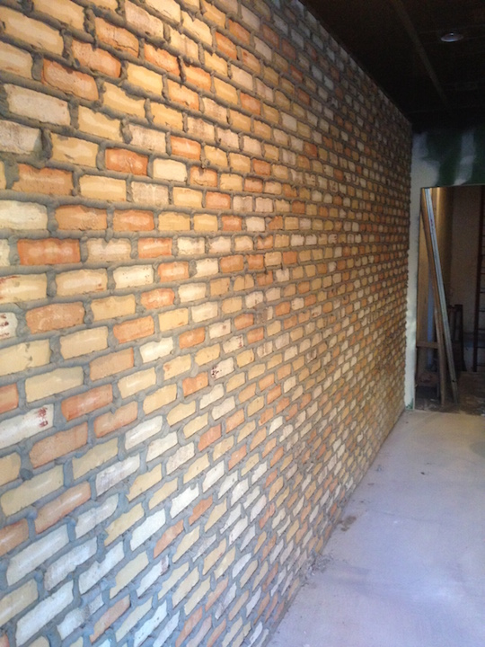 New Brick Veneer Installation Masonry Tuckpointing Chicago