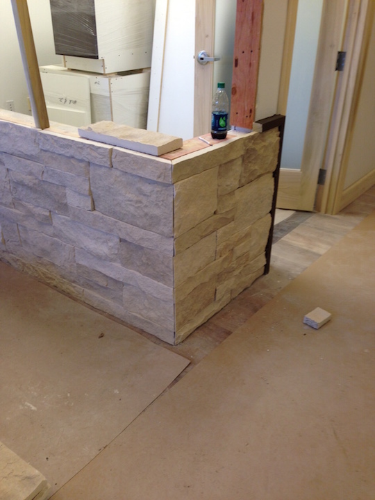 Cost for Thin Stone Veneer Installation