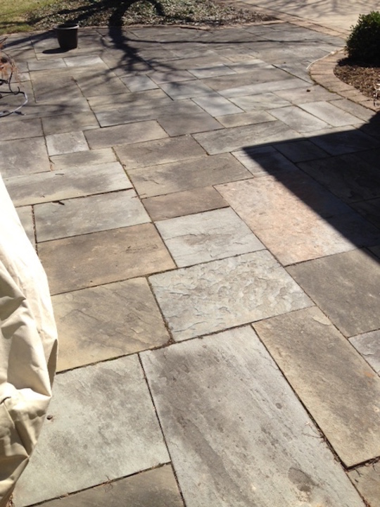 restore repair stone patio Burr Ridge Lagrange River Forest IL.