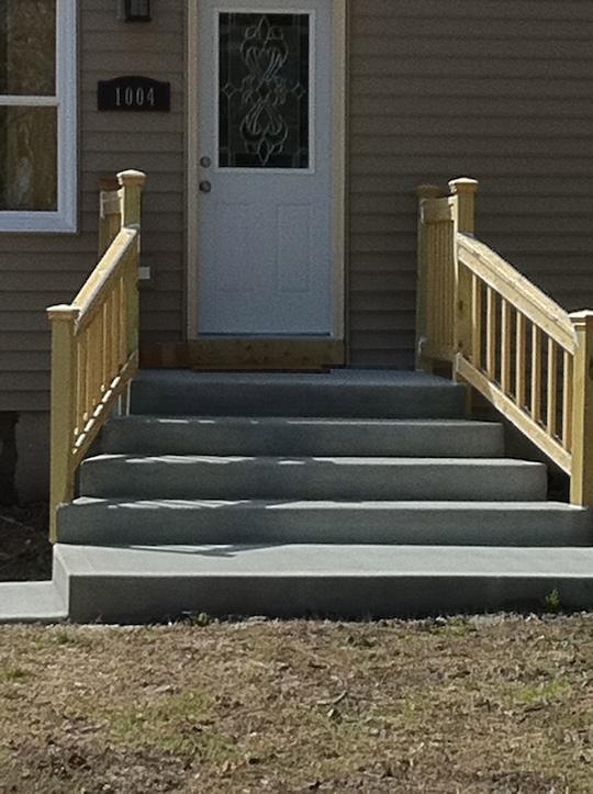 New:concrete porch cost